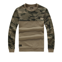Men S Hoodise And Sweatshirts Camouflage Army Green Clothing 2017 New Autumn Cotton Coats Man Casual