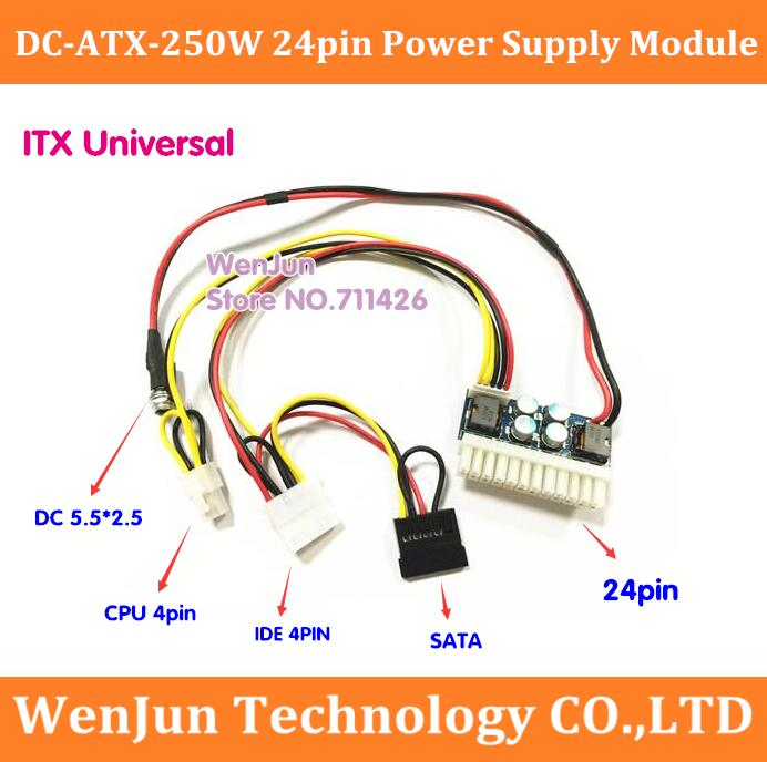 Renewed New Power Supply Mini 24 Pin 240W