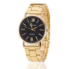 2016 New Famous Brand Silver Casual Geneva Quartz Watch Women Mesh Stainless Steel Dress Women Watches Relogio Feminino Clock