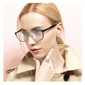 New eyewear frames Women eyeglasses frame Females clear lenses glasses frame Brand plain glass spectacles frame