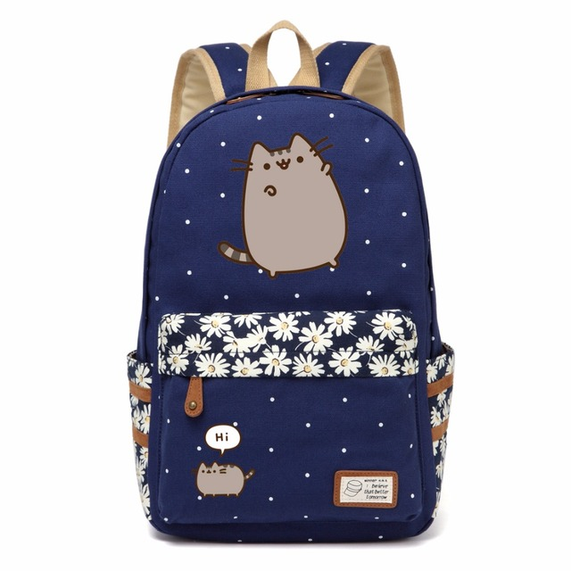 Cute Pusheen Backpack (28 types)