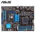 ASUS M5A97 LE R2.0 האם שקע AM3 + DDR3 32GB עבור AMD 970 M5A97 LE R2.0 שולחן העבודה Mainboard Systemboard SATA III משמש