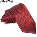 2016 New 8cm Floral Men Ties Fashion Casual Business Flower Neckties T0001