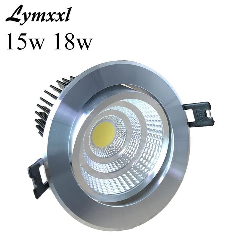 lámpara de Downlight spotlight Led empotrable Iluminación wnmNv80