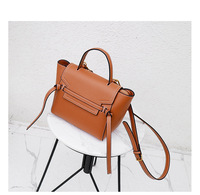 2017 OL Lady Bags Office Lady Tote Handbags Fashion Pu Leather Crossbody Bag Brand Retro Shoulder