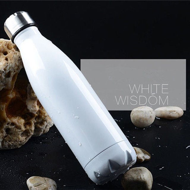 Reusable Vacuum Insulated Water Bottle