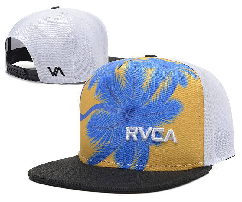wholesale dealer 40c54 11524 ... top quality 2015 hot sale rvca snapback hats black red grey white 11  different styles men