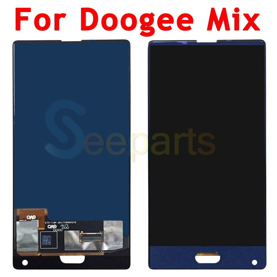 For 5.5 inch Doogee mix LCD Display+Touch Screen 100% Tested Screen Digitizer Assembly Replacement 1