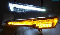 High Quality LED Daytime Running Light DRL Foglight Assembly 1 1 Replacement For Nissan TEANA ALTIMA