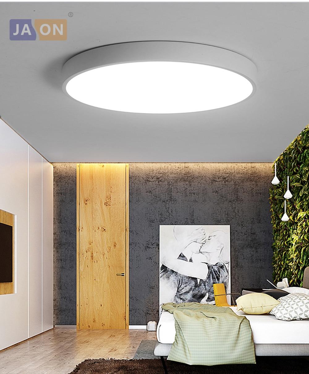 HTB1jRuRjcrI8KJjy0Fhq6zfnpXaj LED Modern Acryl Alloy Round 5cm Super Thin LED Lamp.LED Light.Ceiling Lights.LED Ceiling Light.Ceiling Lamp For Foyer Bedroom
