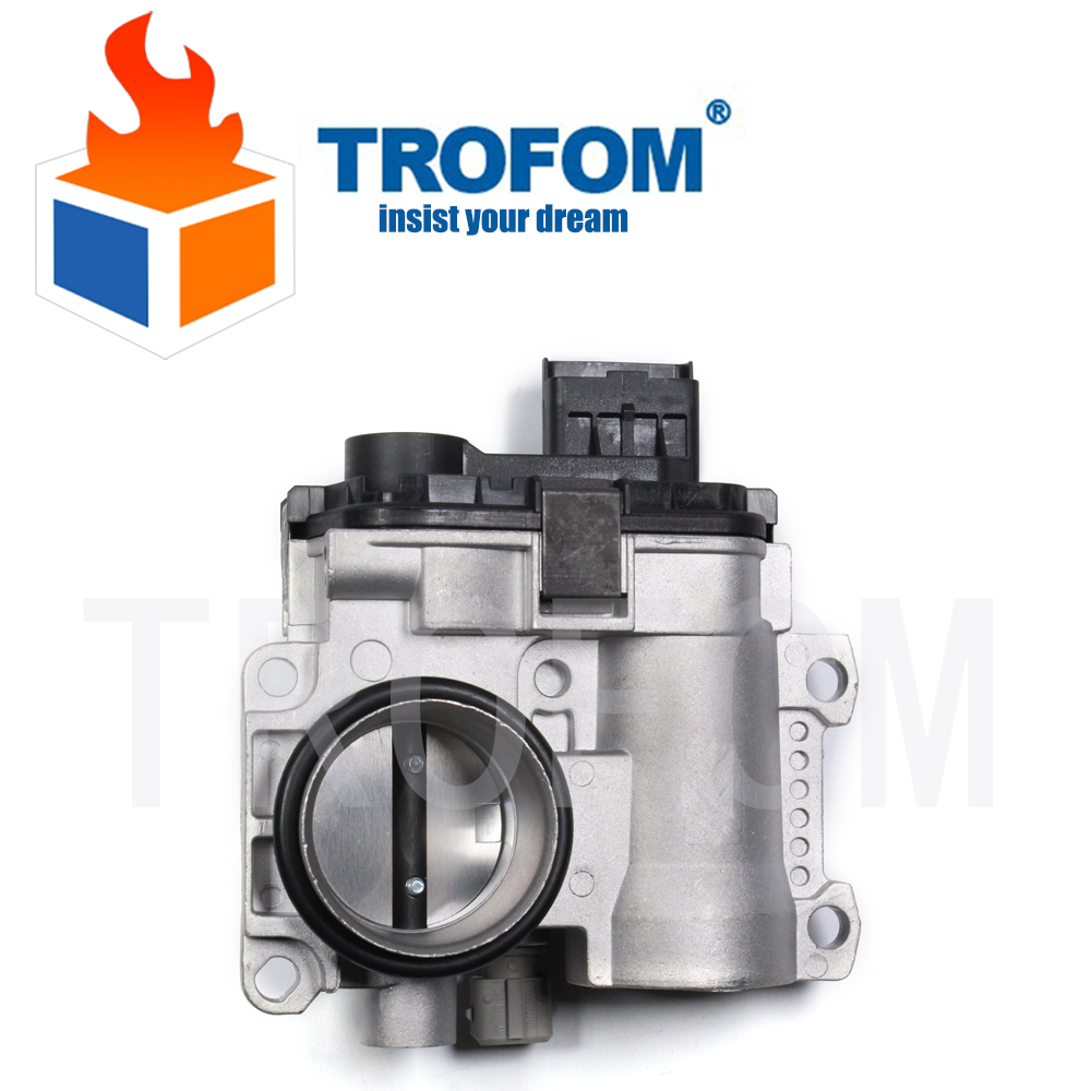 ФОТО Throttle Body Assembly For Renault Clio Kangoo Modus Grand Modus Thalia Twingo H8200067219 8200067219 7701051585 8200065648
