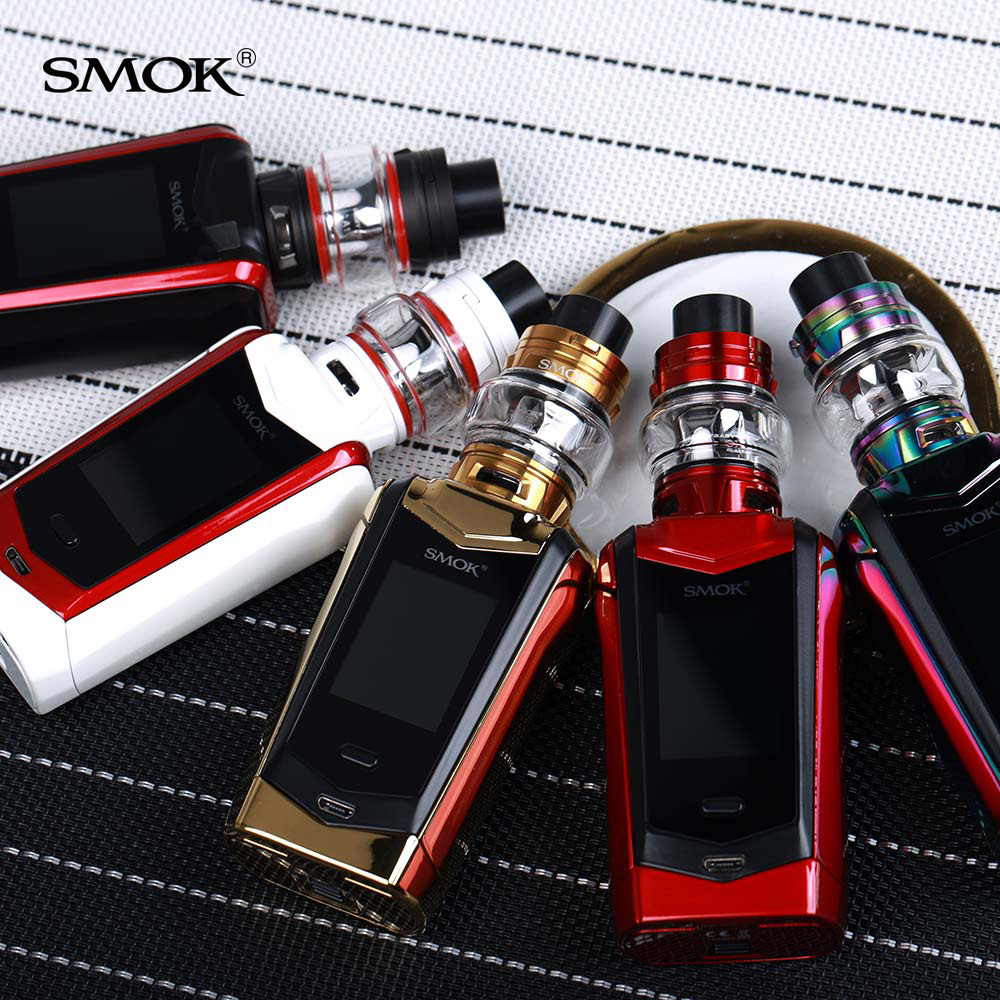 Smok Species Kit 230W Species Mod 2ml 5ml TFV8 Baby V2 Tank With Baby V2 A1