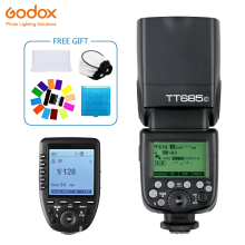 Godox TT600 Speedlite Wireless Flash Camera 2.4G+Xpro-C/N/S/F/O Wireless Trigger Flash for Canon Nikon Sony Fujifilm Olympus new meike mk mt24 wireless dual flash speedlite trigger macro photography for nikon camera dual flash speedlite trigger