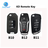 OkeyTech B12 4/B10 3/B11 New Original B Series KD Remote Control For KD900/KD900+/URG200 Key Programmer