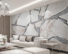 цена на Beibehang wall paper home decor Modern 3d solid texture marble background wall 3d wallpaper mural wallpaper for living room