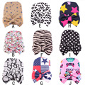 Spring Autumn Warm Cotton Knitted Baby Hat Girl Boy Toddler Infant Kids Caps Brand Print pattern Bow Baby Beanies Accessories