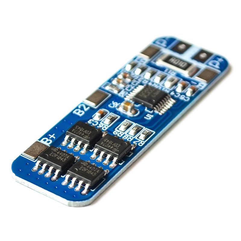 3S 12V 18650 10A BMS chargeur Li-ion batterie au Lithium carte de Protection 10.8V 11.1V 12.6V électrique