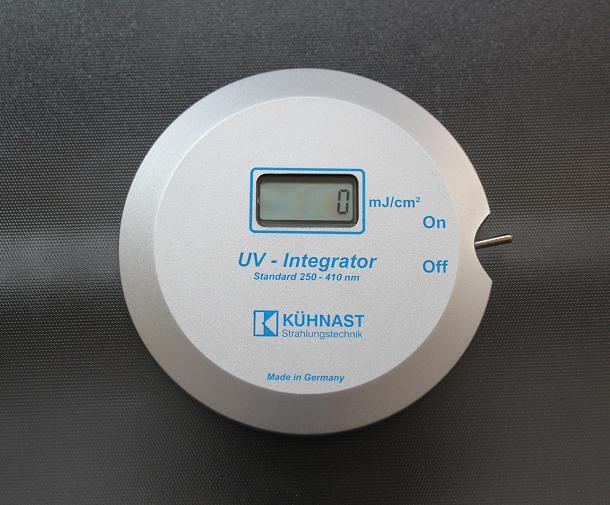 KUHNAST 150 uv integrator 0 5000 mw/cm2