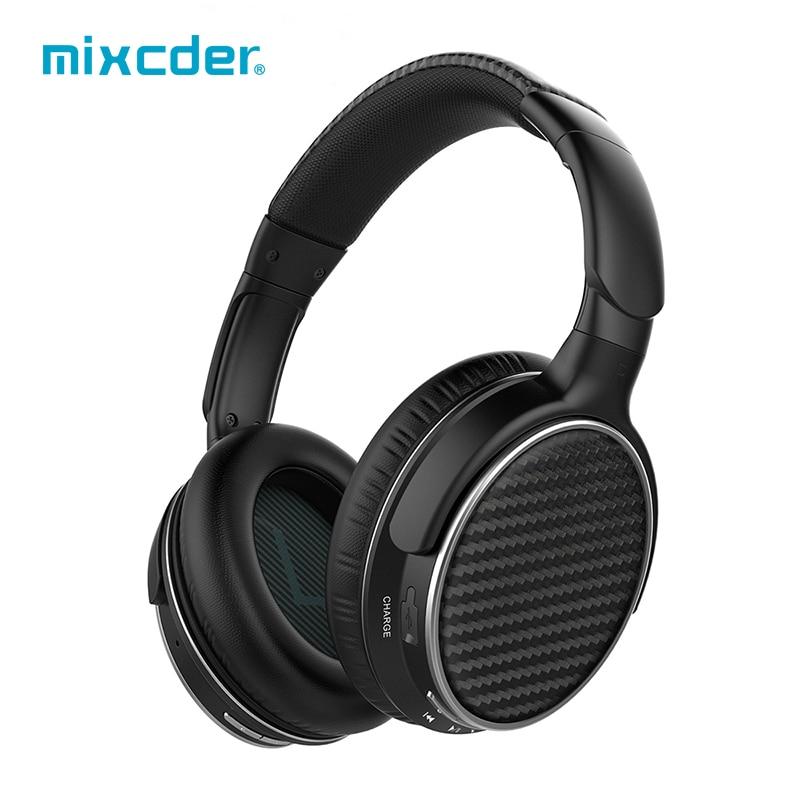 Mixcder HD401 Over ear aptX Wireless Bluetooth Headphones Stereo Music Wireless Bluetooth Headset with Mic Headphone