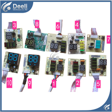 95% new used good working for TCL Air conditioning display board remote control receiver board plate