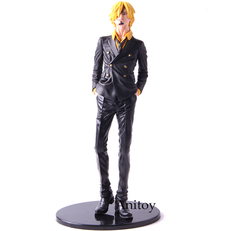 Action Figure Sanji <font><b>One</b></font> <font><b>Piece</b></font> Banpresto <font><b>Ichiban</b></font> <font><b>Kuji</b></font> C The Best Edition Vinsmoke Sanji PVC Collectible Model Toy image