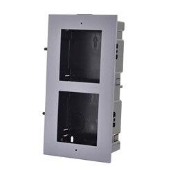 DS-KD-ACF2 (пластик) для скрытого монтажа, аксессуары для модульной дверной станции