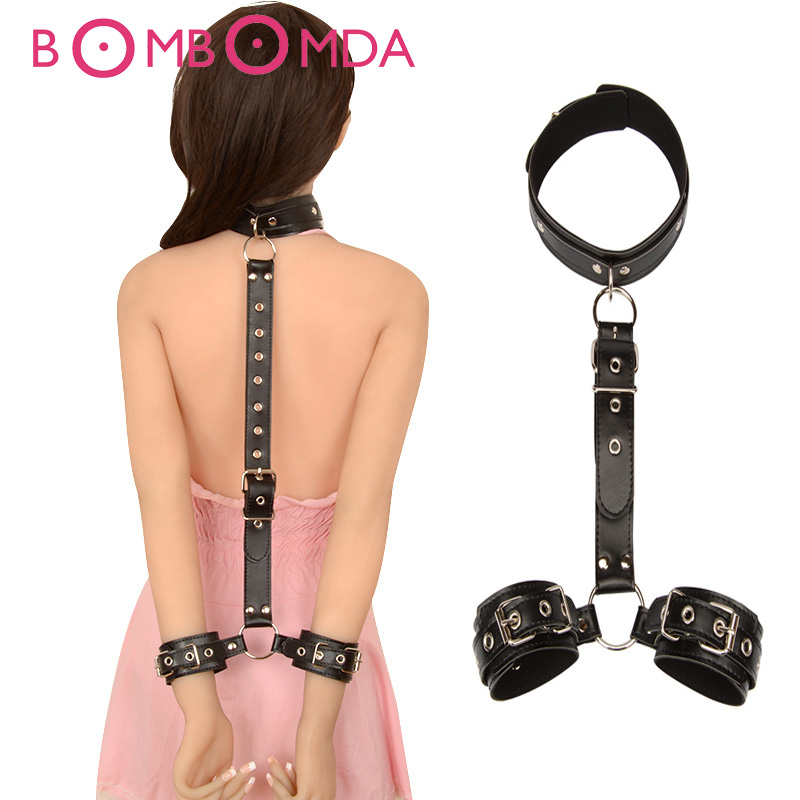 Sex Products Handcuffs Wrist Tied Hand Sex Toys Bondage For Couples Set Adult Game Erotic Toys Rope Hand cuffs Flirt ProductsO35 sex bondage kit set 7 pcs sexy product set adult games toys set hand cuffs footcuff whip rope blindfold couples erotic toys