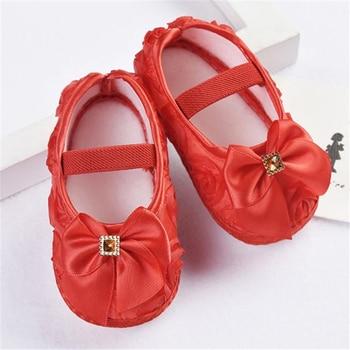 Sepatu Pink Rose Balita 5