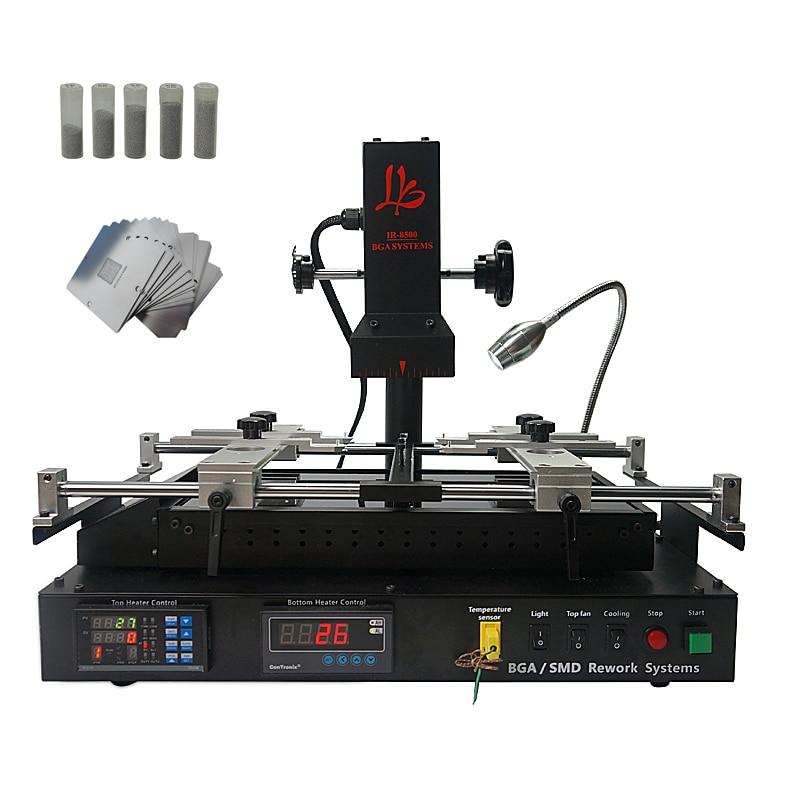 LY IR8500 infrarouge BGA Station de Reprise pour ordinateur portable reparing chauffage taille IR8500 plus grand taille de chauffage que IR6500