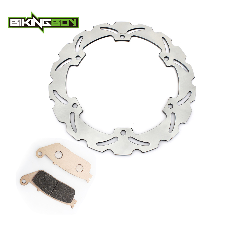 BIKINGBOY 320mm Front Brake Discs Disks Rotors Wave Set for HONDA CB 500 F CB500F CB500X CB 500 X Non ABS 2013 2014 12 14 линза для маски von zipper lens el kabong nightstalker blue page 3