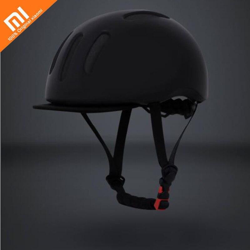 3 couleurs d'origine xiaomi mijia équitation ville casual casque réglable matériel d'équitation d'extérieur Adapté pour le vélo de montagne équipe