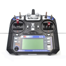 Flysky FS-i6 FS I6 2.4G 6ch RC Transmitter Controller FS-iA6 Receiver For RC Racing Helicopter Plane Quadcopter Glider drone +