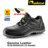 China Brand Shoes Steel Toe Safety Shoes Manufacturer S3 PPE