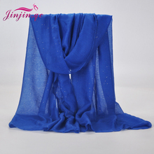 Fashion viscose scarf Spring women Solid Flash Scarves and Shawls echarpe foulard femme bandana jersey hijab sjaal