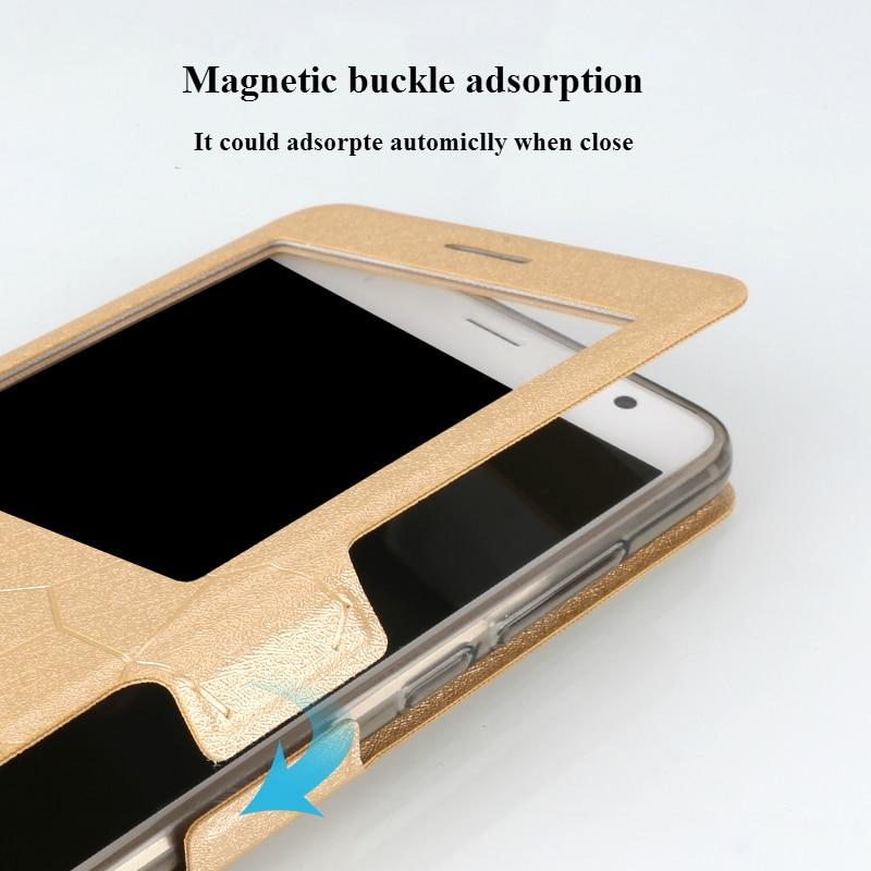 Mofi flip pu deri case xiaomi redmi note 4x için standı fonksiyonu - Cep Telefonu Yedek Parça ve Aksesuarları - Fotoğraf 4