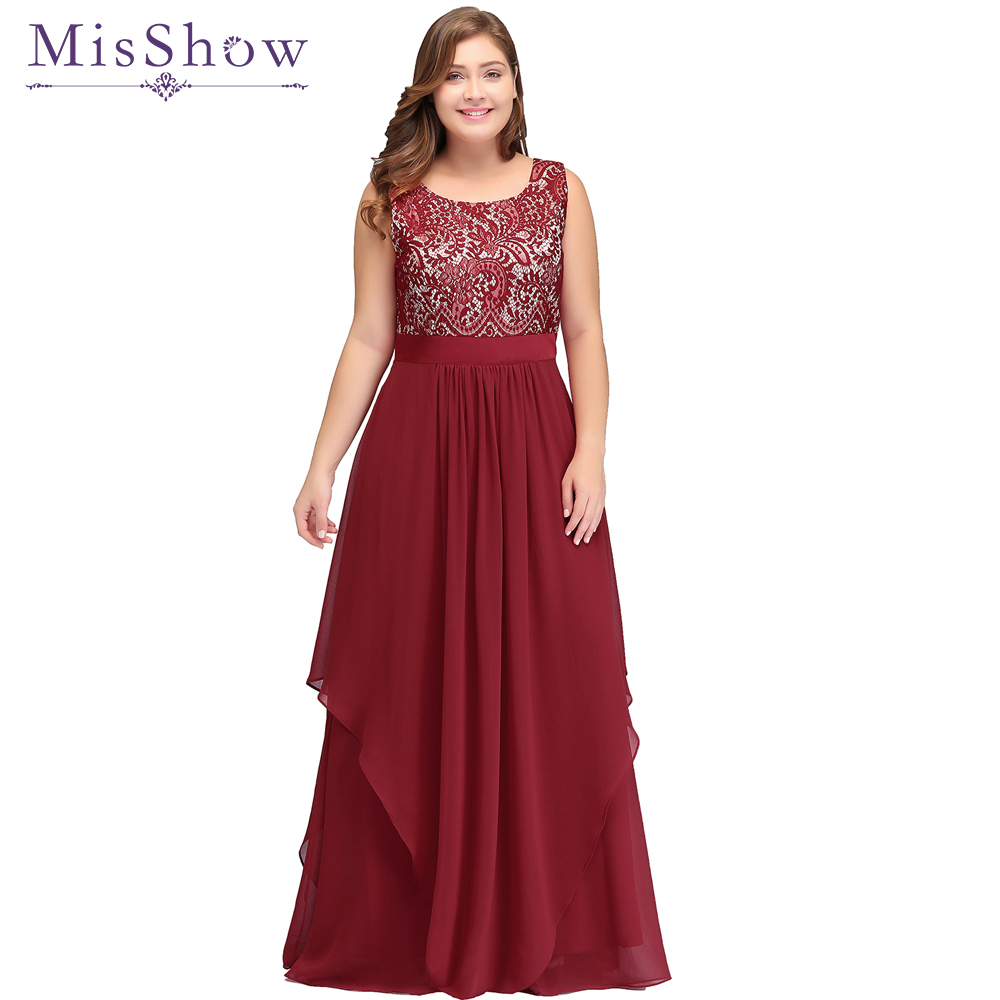 Asymmetric evening dresses long vestido de festa Burgundy Mother of the  bride dresses Plus size Evening bac2bed16ab3
