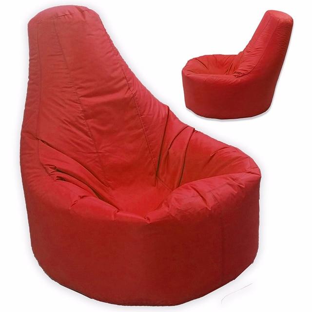1 Pcs Outdoor R Sofa Bag Arm Chair Large Beanbag Garden Bean Gaming
