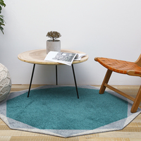 Nordic Round Carpets For Living Room Computer Chair Area Rug Floor Mat Bedroom Cloakroom Rugs And Carpets