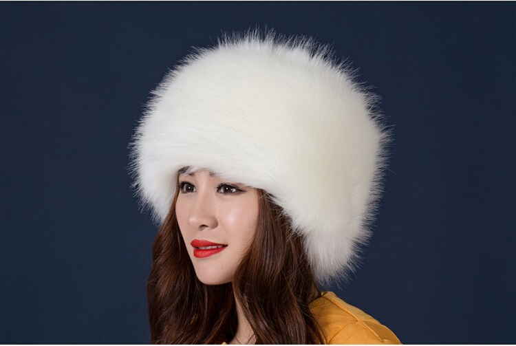 edcabe04247 2015 NEW Hot Sale 10 color Faux Fur Headband Ear Warmer Winter Ski ...