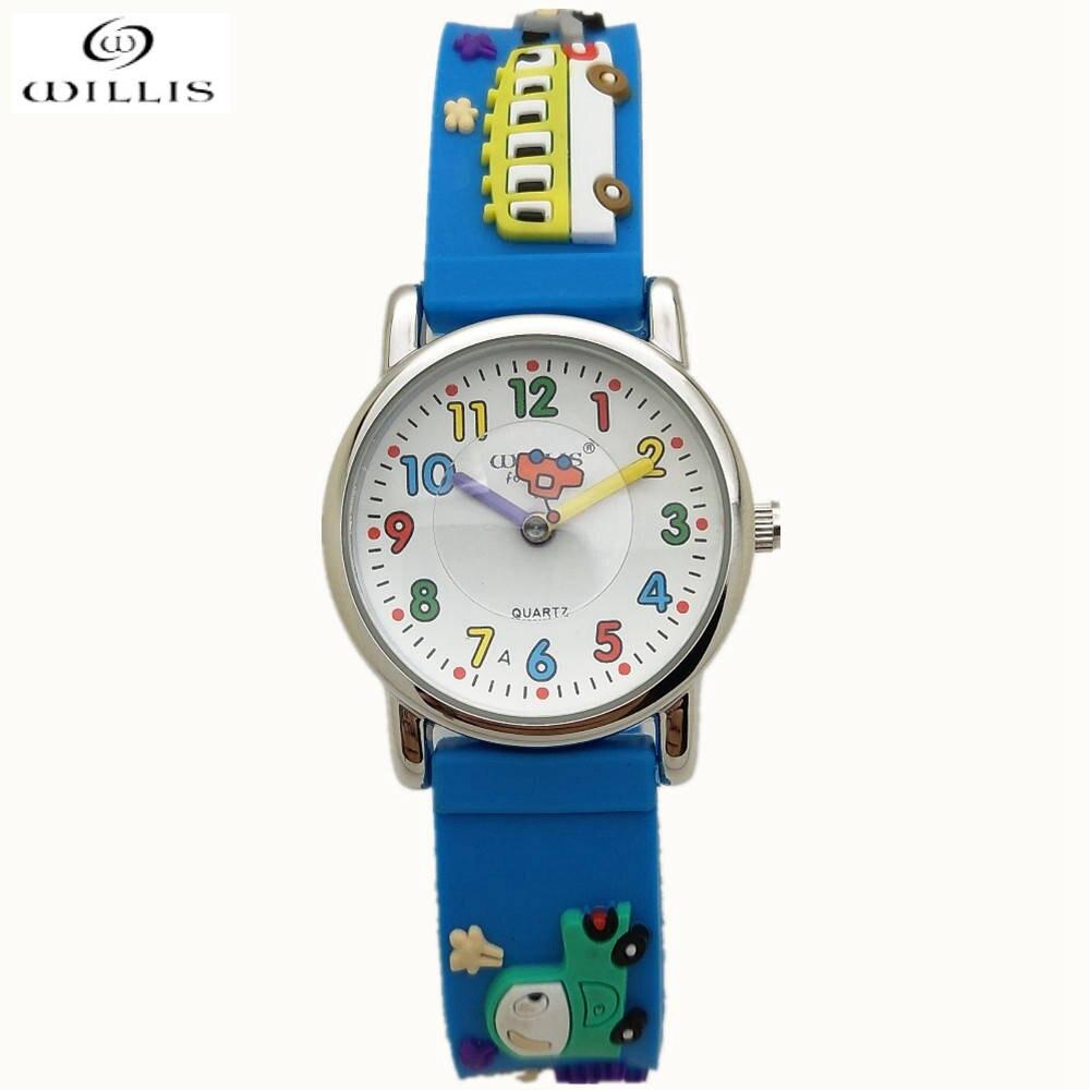 WILLIS Brand Time Teacher Little Boys Children's First Wrist Kids Watches Cartoon Character 3D Cars Children's watches for boys paul rogers little bridge 2 teacher s guide