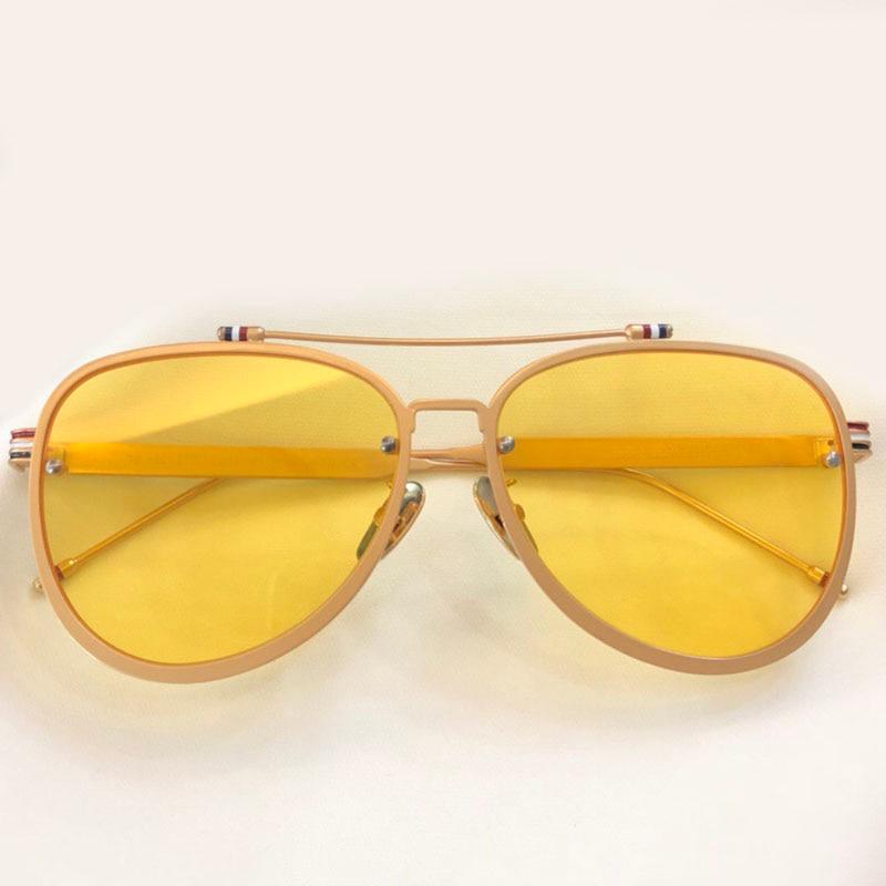 no3 Marke no5 Designer Sol Pilot Oculos Weibliche Sunglasses Sunglasses Qualität Frauen No1 Sunglasses De Feminino Mit Hohe no2 Sunglasses Sonnenbrille Box Verpackung Für Sunglasses no4 pYgpHX