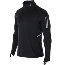 Mens Compression Long Sleeve Running Top