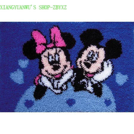 Compra mickey mouse alfombra online al por mayor de china for Alfombras de esmirna