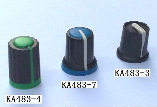 100 шт. KA483 профиль упвх серии ручка с 18Т вал