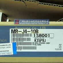 Сервопривод mr-j4-10b( в коробке) с один год гарантии