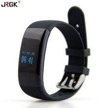 Jrgk Smart Band Водонепроницаемый Плавание браслет здоровья fitnesstracker bluetooth сердечного ритма Мониторы для Android и IOS PK fitbit