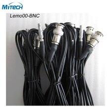 BNC-LEMO00 соединитель один кабель для ультразвукового дефектоскопа(Q9-C5
