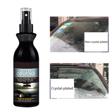 Car Windshields Rearview Mirrors Rain Repellent Coating Nano - coated Glass Plated Crystal Coating