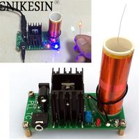 Diy Kit Mini Music Coil Plasma Speaker Speaker Science Experimental Technology Electronic Small Production Diy