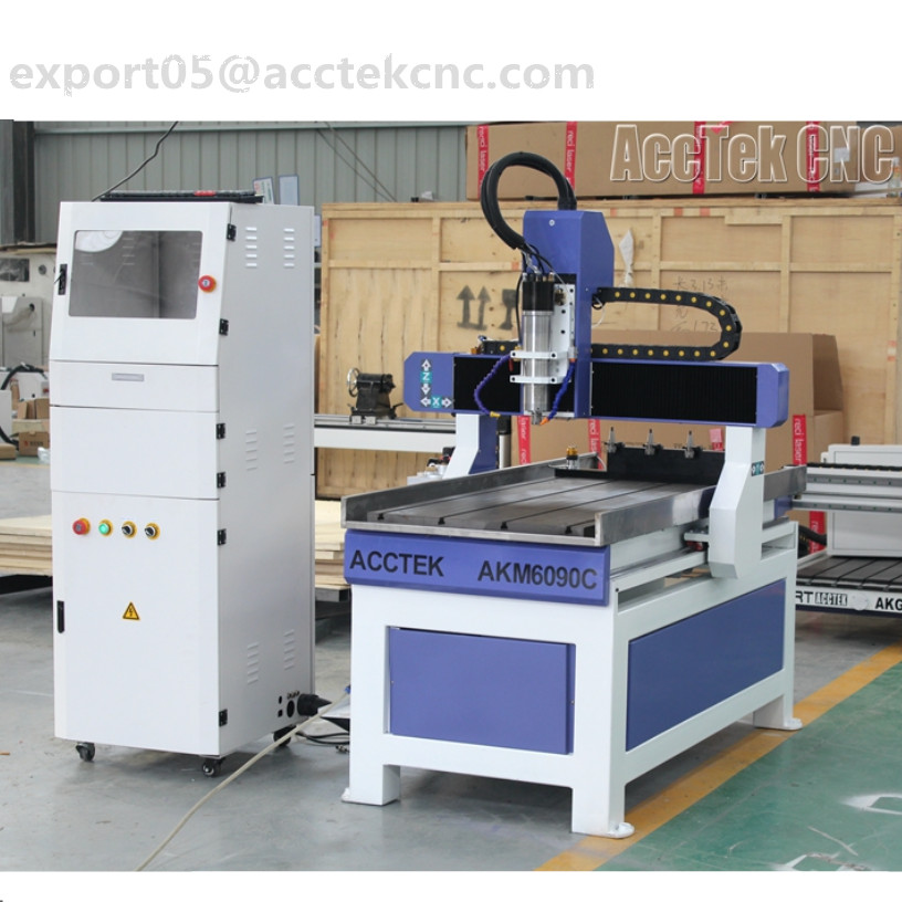 Hot Sale Mini ATC Spindle Motor 6090 6012 Automatic Tool Changer Cnc Router For Sale